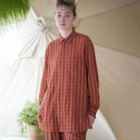アルティメットピマボイルクラシックシャツ WOMEN