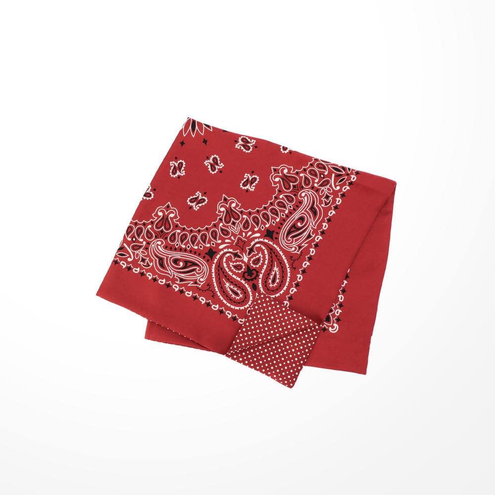 〈別注〉リバーシブルシルクスカーフ 65×65