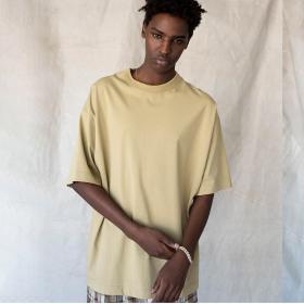 オーガニックコットンジャージー半袖Tシャツ MEN