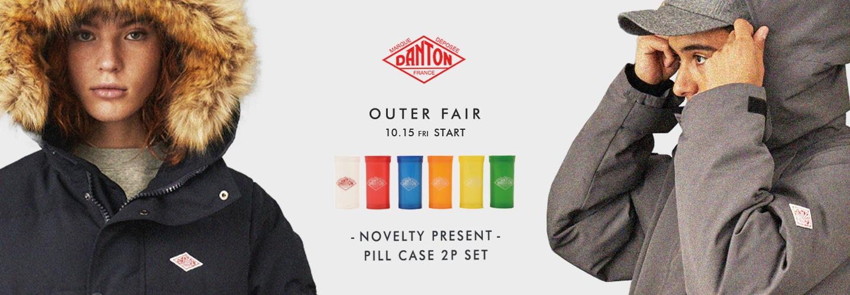 DANTON | 21AW OUTER FAIR
