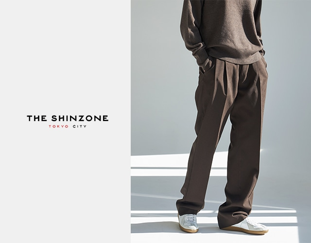 THE SHINZONE | 21AW COLLECTION