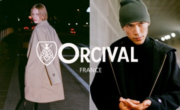 【ORCIVAL】19AW OUTER COLLECTION