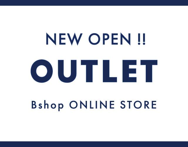OUTLET SHOP OPEN
